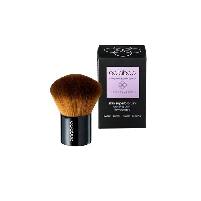 Oolaboo skin superb brush