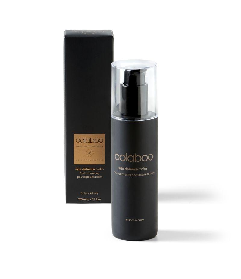 Oolaboo skin defense balm dna recovering post exposure balm 200 ml