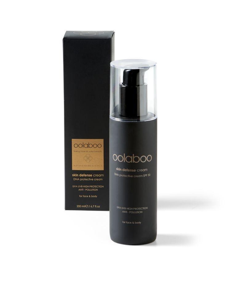 Oolaboo skin defense dna protective cream spf 30 200 ml