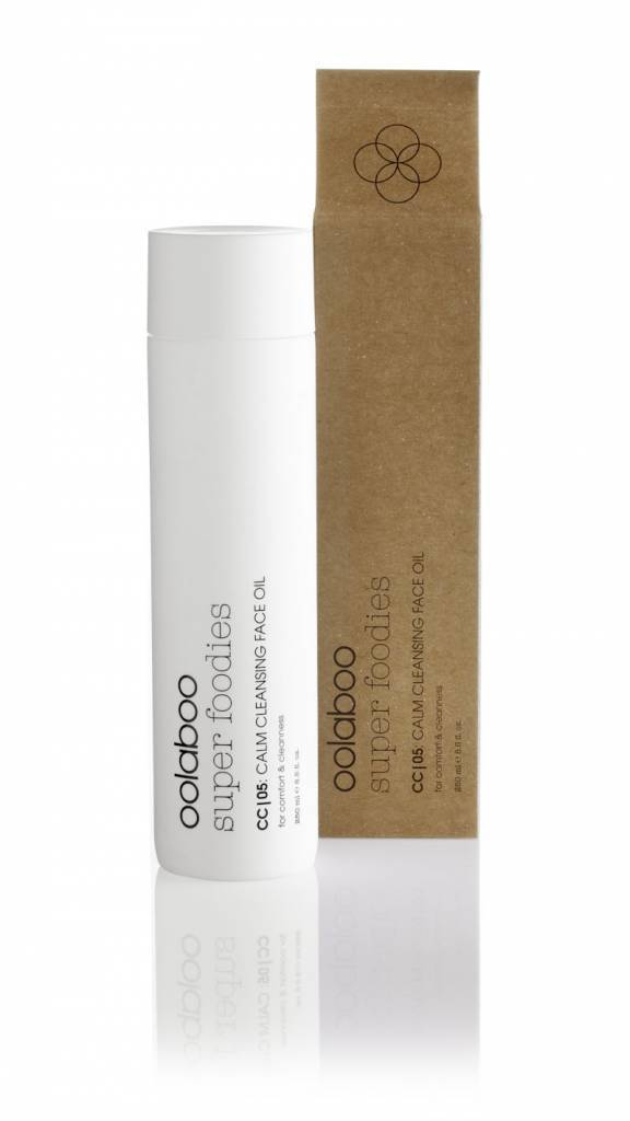 Oolaboo calm cleansing face oil 250 ml