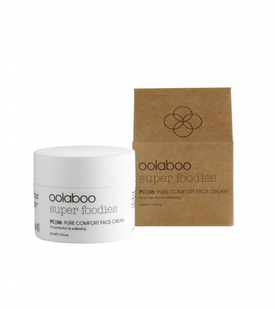 Oolaboo super foodies pure comfort face cream 50 ml