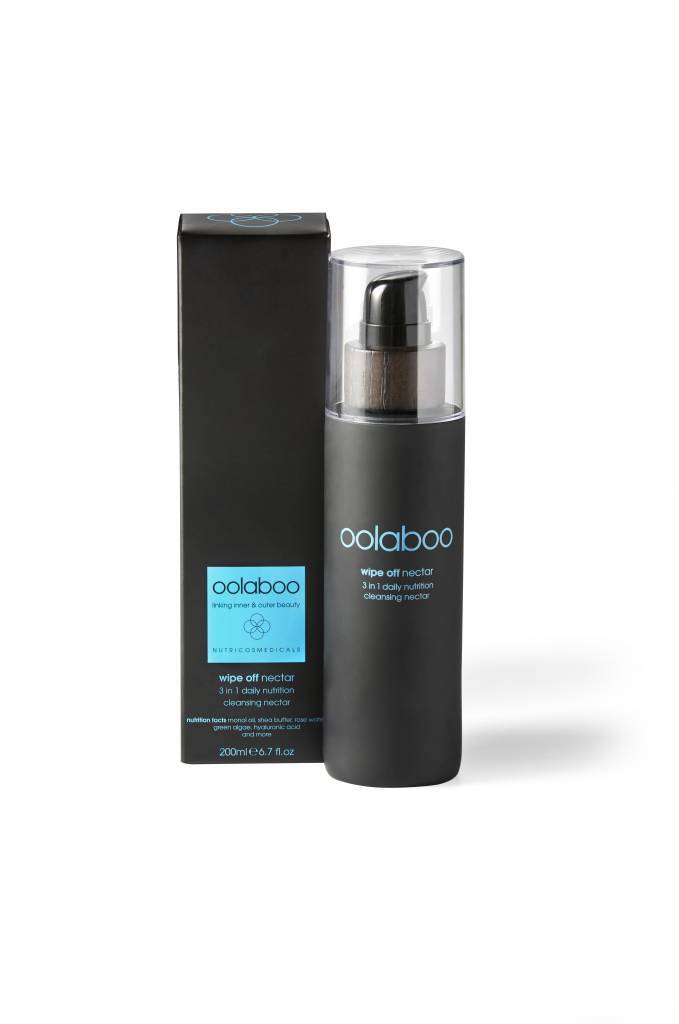 Oolaboo wipe off nectar 200 ml
