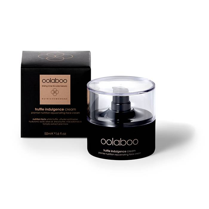 Oolaboo truffle indulgence face cream 50 ml